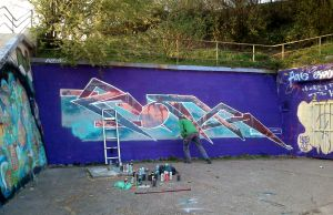 DSC_0023 - Graffitář